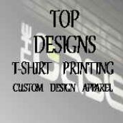 Top Design T-shirt Printing